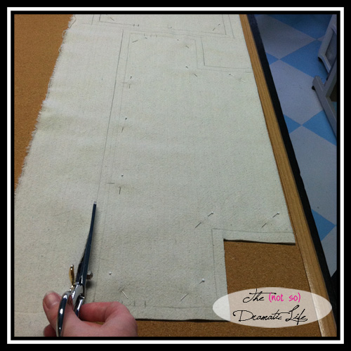 Cutting Canvas