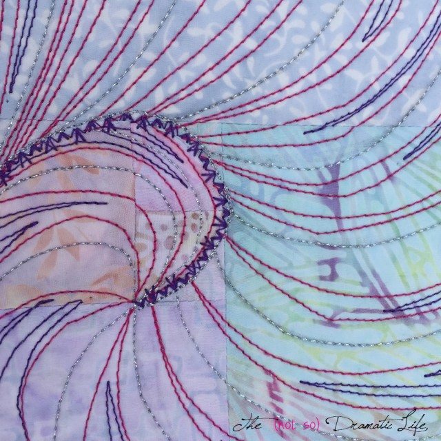 Fibonacci on the Seashore: Detail