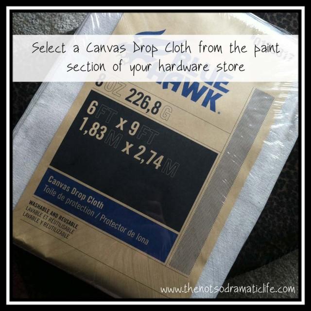 Dropcloth Package