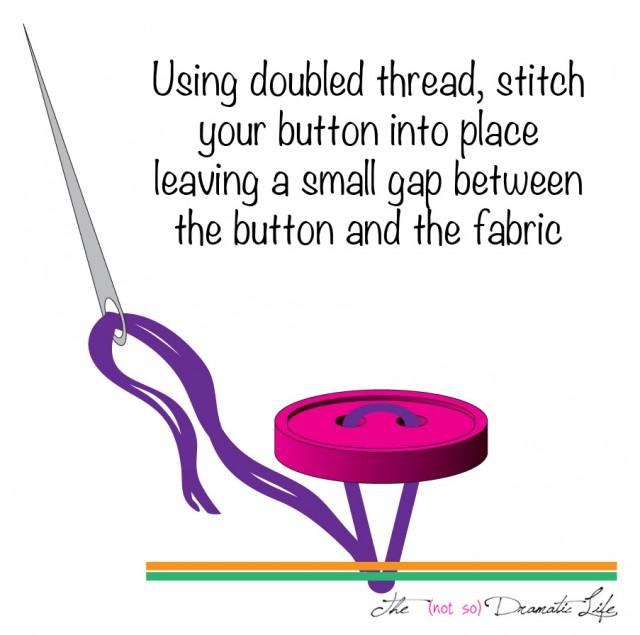 Flat Button A