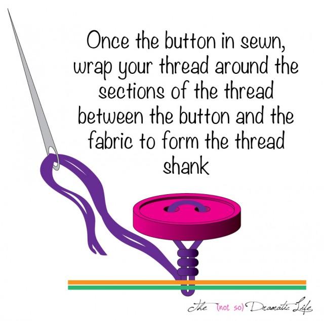Flat Button B