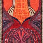 Marsala Mini Quilt