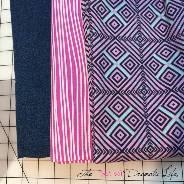 Apron fabric