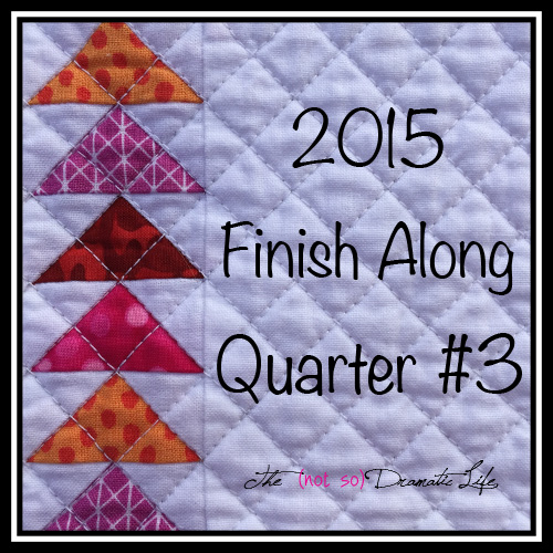 2015 Finish Along Q3