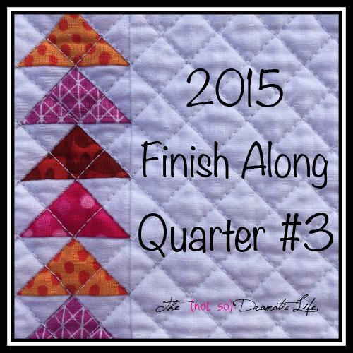2015 Finish Along Q3