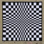 Op-Art Grid