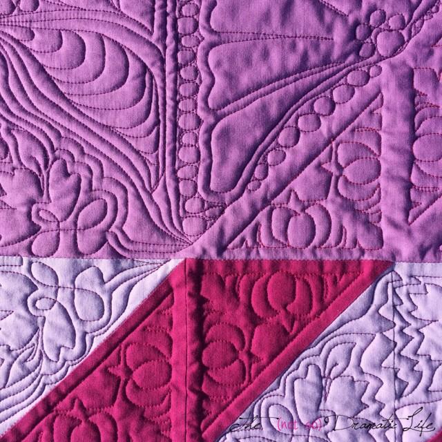 Shades of Violet detail