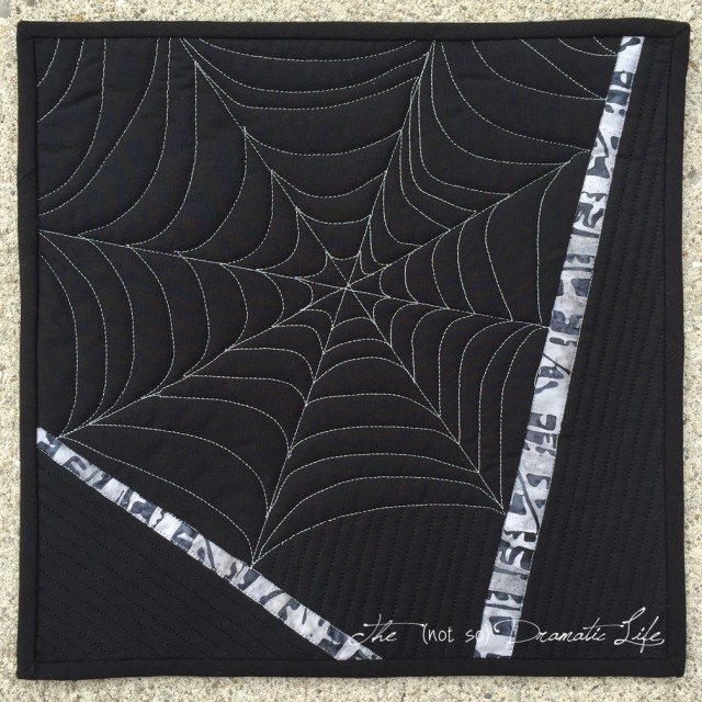 Web We Weave front view