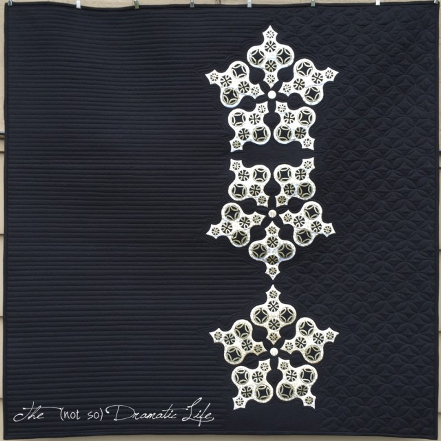 Moroccan Star: A MQG Michael Miller Challenge Quilt Entry
