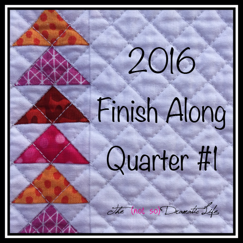 2016 Finish Along Quarter 1