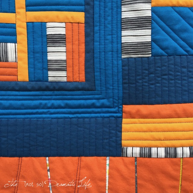 Complementary Composition Use of Challenge Fabric
