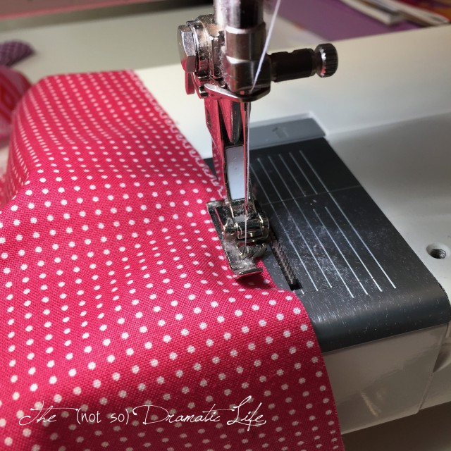 Fabric Edging Process