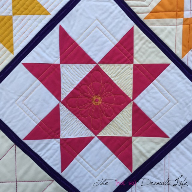 Charity Quilt 2018 detail 1