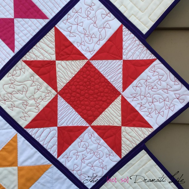 Charity Quilt 2018 detail 3