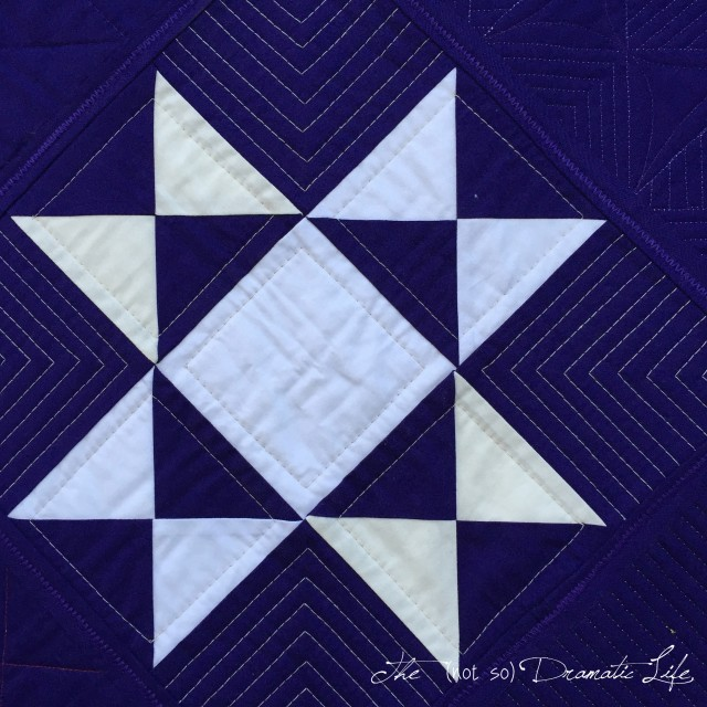 Charity Quilt 2018 detail 5