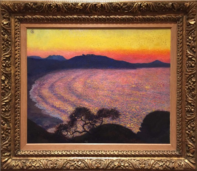 Georges Lacombe painting