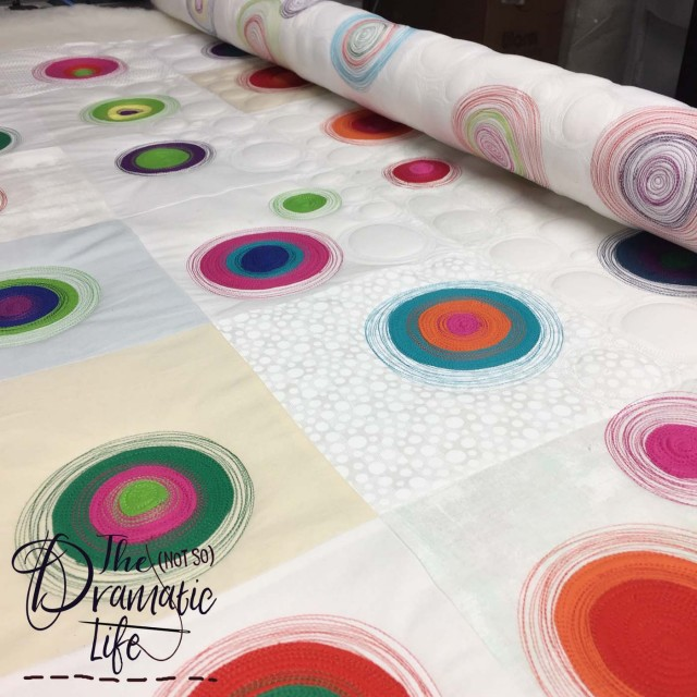 Quilting Process