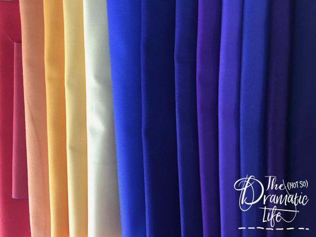 Zenith fabric pull