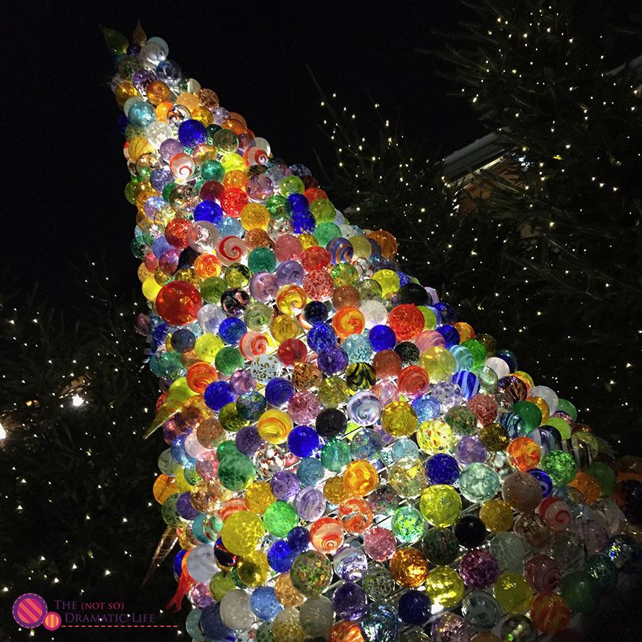 Franklin Park Conservatory Christmas Lights.Columbus Cityscape Block Of The Month Franklin Park
